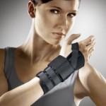 körperliche Mobilität, hier: Handgelenkorthese